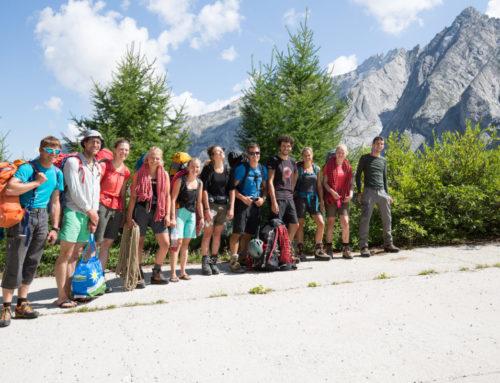Hochtourenwoche/Kletterweek Bergell