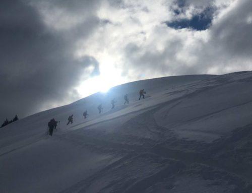 So 20.1.2019 Gemütliche Skitour Ättenberg-Homattli