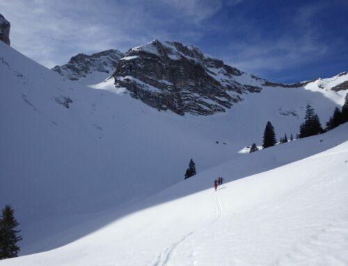 ZISPI V – Skitour SchopfenSPITZ mit Wali