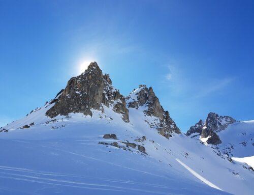 Skitouren mit TwoR ab Tiefenbach-Hotel 22.-24.03.19