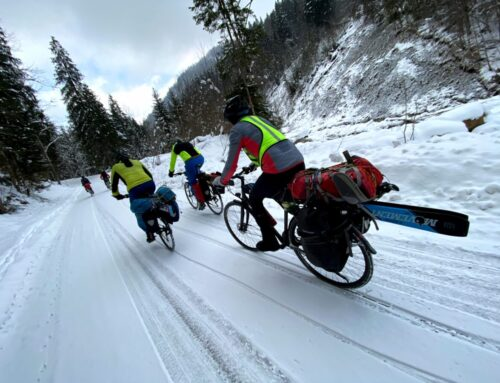 Velo Skitour Schafarnisch-Märe 20. März 2021