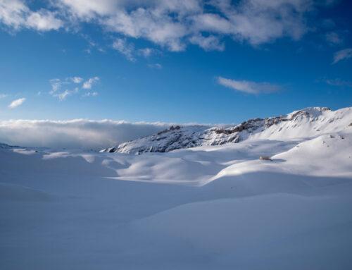 Skitour auf Sé Rouge und Wildhorn