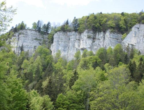 Wanderung auf den Mont Raimeux 1. Juni 2021
